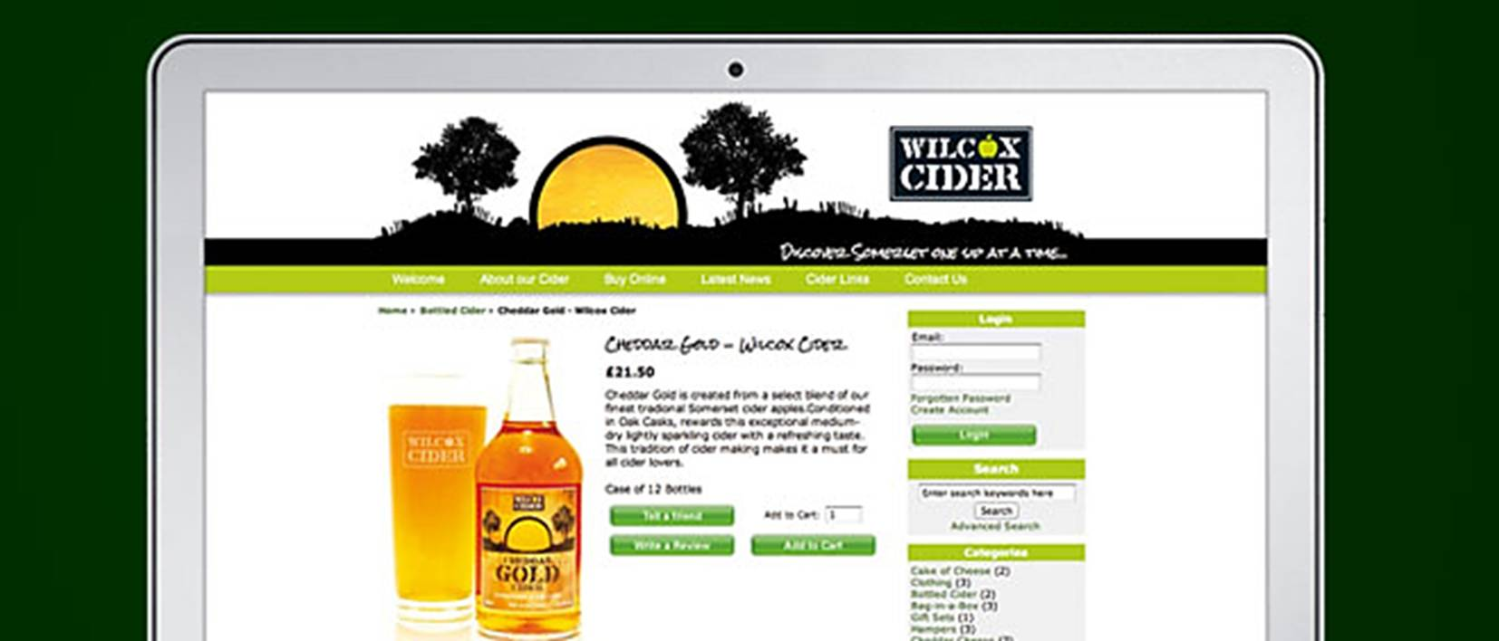 wilcox website banner landscape