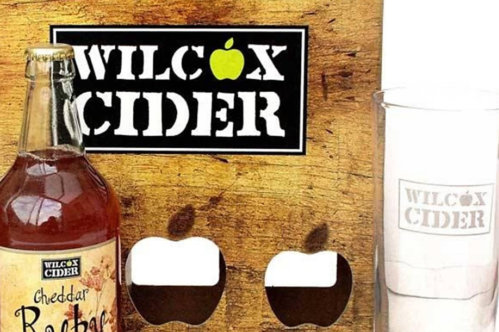 wilcox cheddar cider