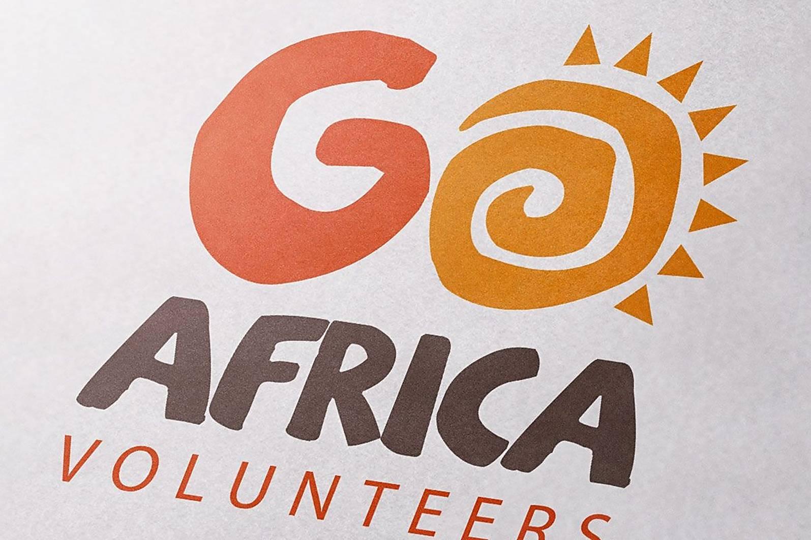 go africa logo in print
